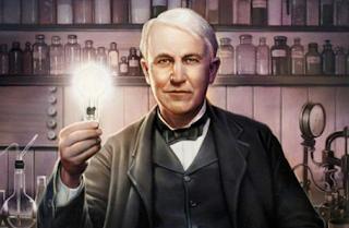 Biografi Bahasa Indonesia tentang Orang Besar Thomas Alfa Edison