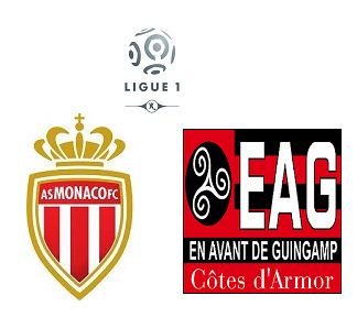 Monaco vs Guingamp match highlights