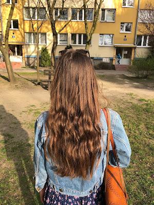 Aktualizacja włosów | Kwiecień 2018