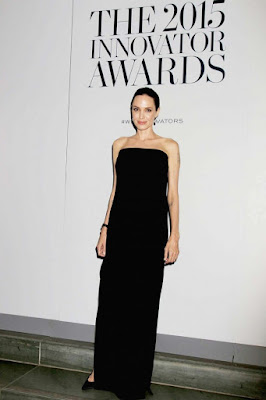 Angelina Jolie – WSJ Magazine Hosts The 2015 Innovator Awards in NYC