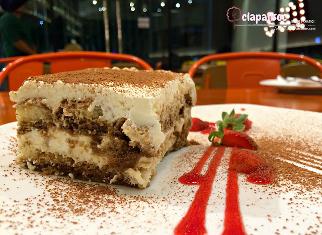 Tiramisu from Peperoni Pizzeria PH