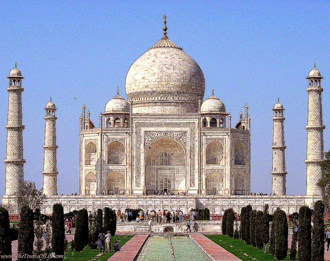 Taj Mahal Full Hd Wallpaper