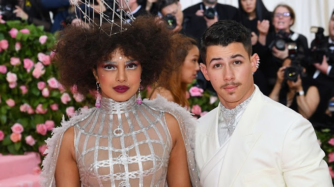 El look de Nick Jonas y Priyanka Chopra Jonas despierta las memes más locas de internet