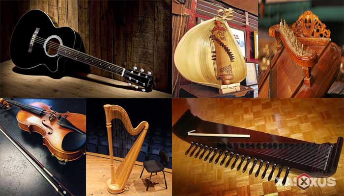 16 Alat Musik Harmonis Tradisional Modern Beserta Gambar, Nama, Asal Daerah, dan Penjelasannya