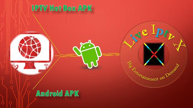 IPTV HotBox APK