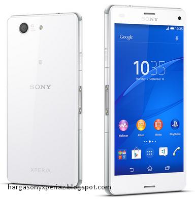 Kelebihan dan kekurangan Sony Xperia Z3 Compact Terbaru