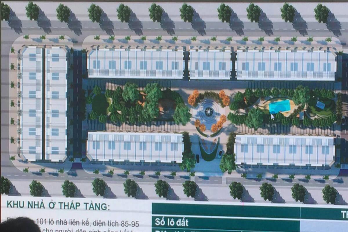 Liền Kề Shophouse Bình Minh Garden