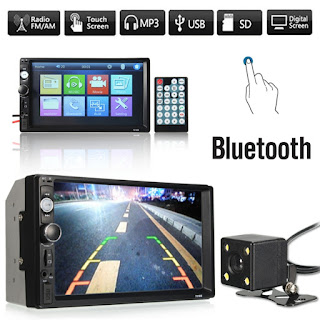 autoradio bluetooth 7020B