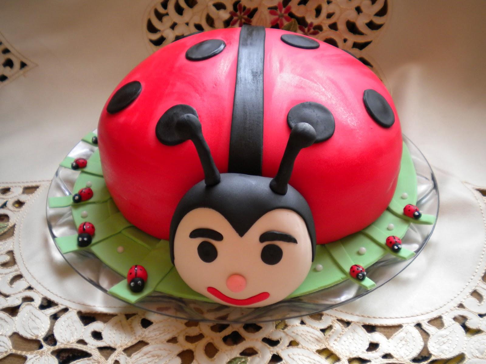 katicabogár torta képek Anikó Süteményei és tortái: Katicabogár torta katicabogár torta képek