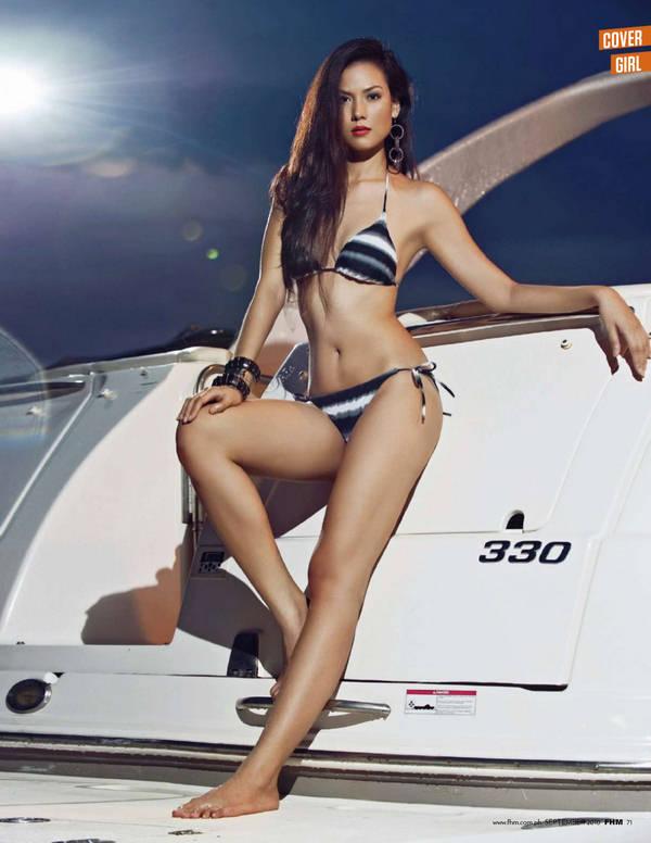bianca manalo swimsuit foto bugil 2017