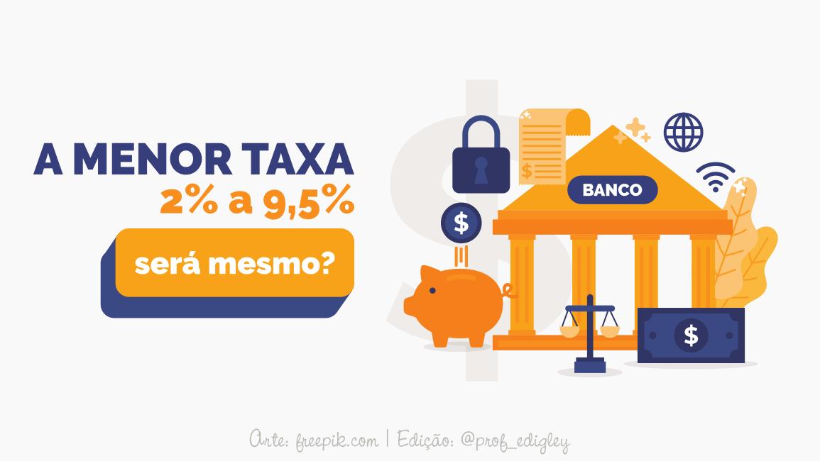 🙄 Como descobrir se a taxa de juros, anunciada em lojas, bancos ou financeiras, é falsa ou verdadeira?