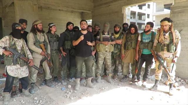 Rusia exige al Occidente dejar de apoyar a terroristas en Siria