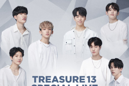 TREASURE 13 Special Live on VLIVE
