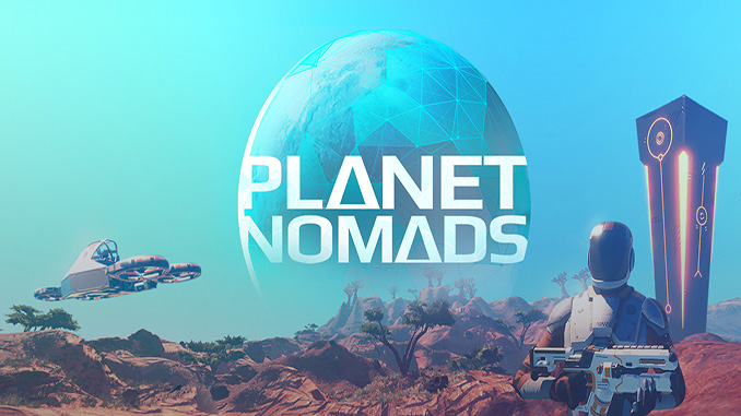 Planet Nomads PC Game Download