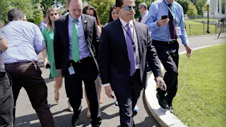 Anthony Scaramucci says he will contact feds about 'felony' leak of his financial disclosure