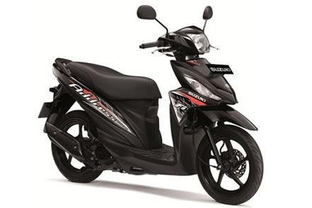 Harga Suzuki Address FI Terbaru