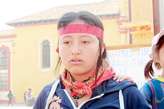 Indígena chiapaneco exige indemnización por los nueve años que estuvo preso de manera injusta