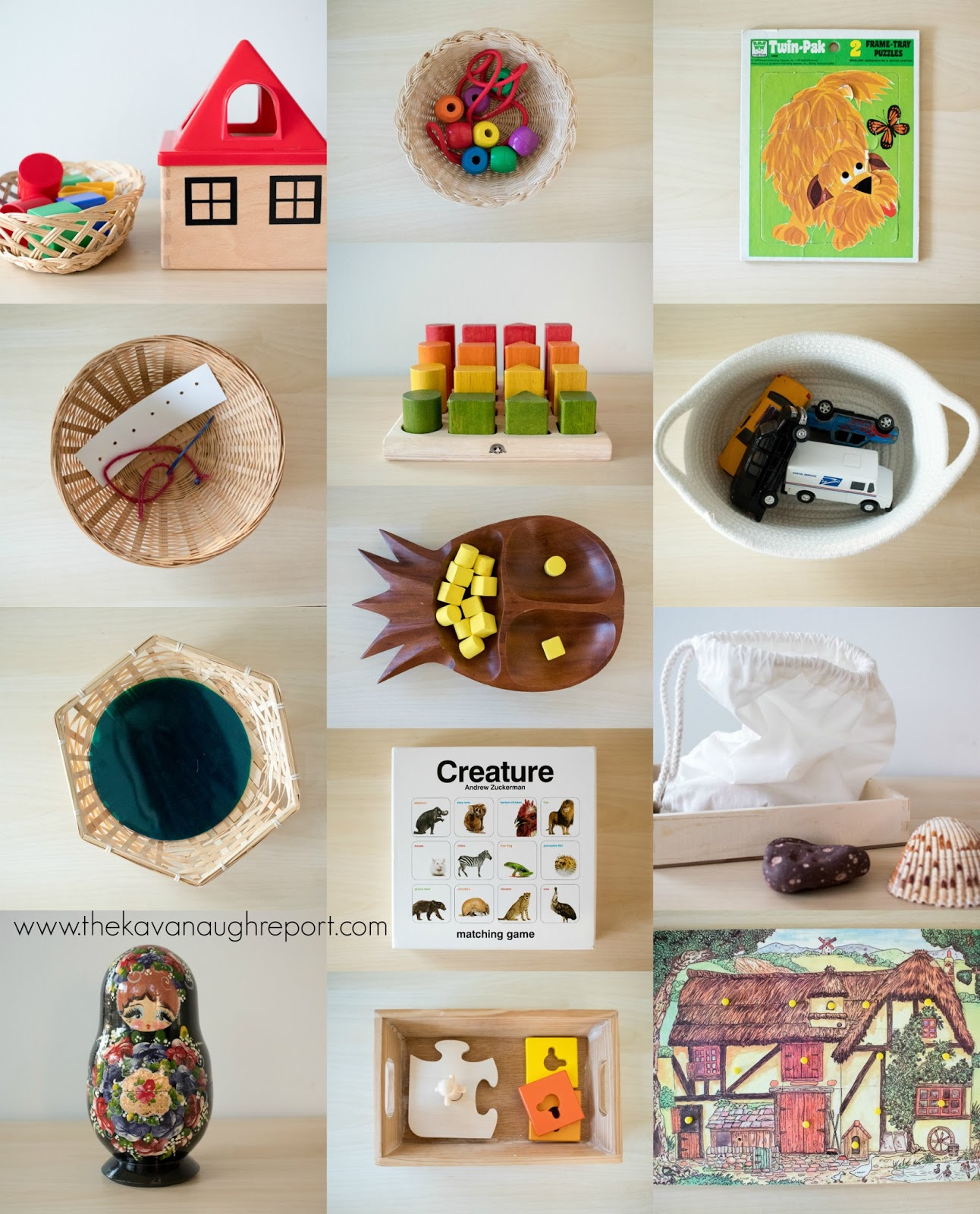 Montessori Toddler Materials At Nearly 3 Years Old