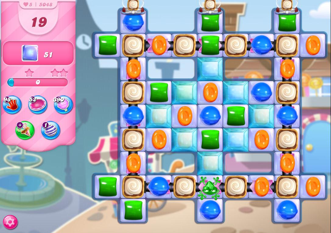 Candy Crush Saga level 5048