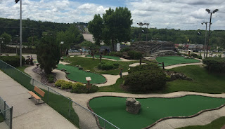 Photo of the Miniature Golf course at Pirate's Cove Original Adventure Golf & Family Fun Center in Wisconsin Dells