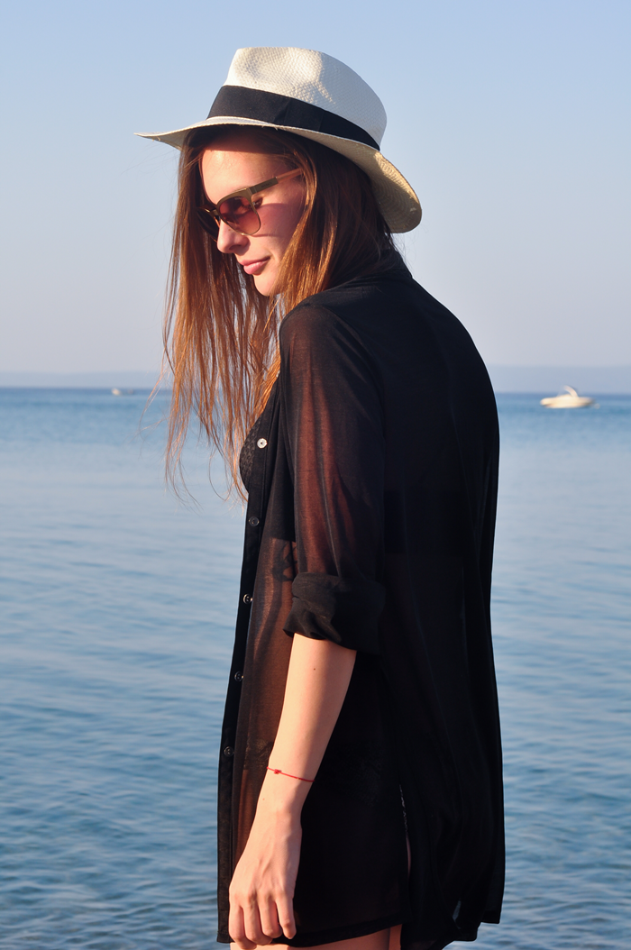 aleksandra skorupan, velvet and milk blog, greece, chalkidiki, beach style