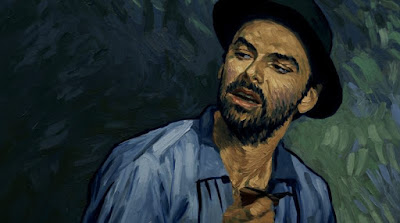 Loving Vincent, Aidan Turner, Boatman