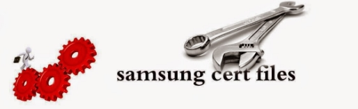 Download All Samsung Cert(Certificate)Files Update Collection By