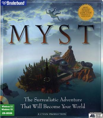 Portada videojuego Myst