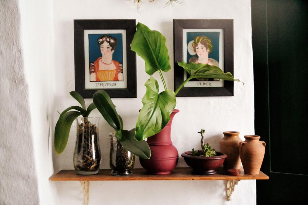 Antes y después, la magia de la pintura, cuatro transformaciones increíbles y fáciles de hacer.