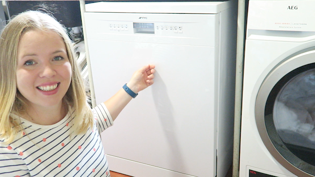 Smeg DF612AEW review