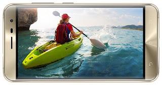 Android layar lebar Asus Zenfone 3