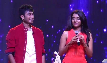 Rameez Raja & Janani Iyer's Vidhi Madhi Ultaa Audio Launch