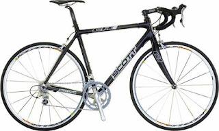 2005 Scott CR1 Pro - So Many Bikes, So Many Memories...