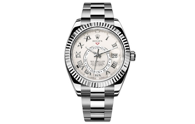 photo of First Rolex Sky-Dweller Model, 2012