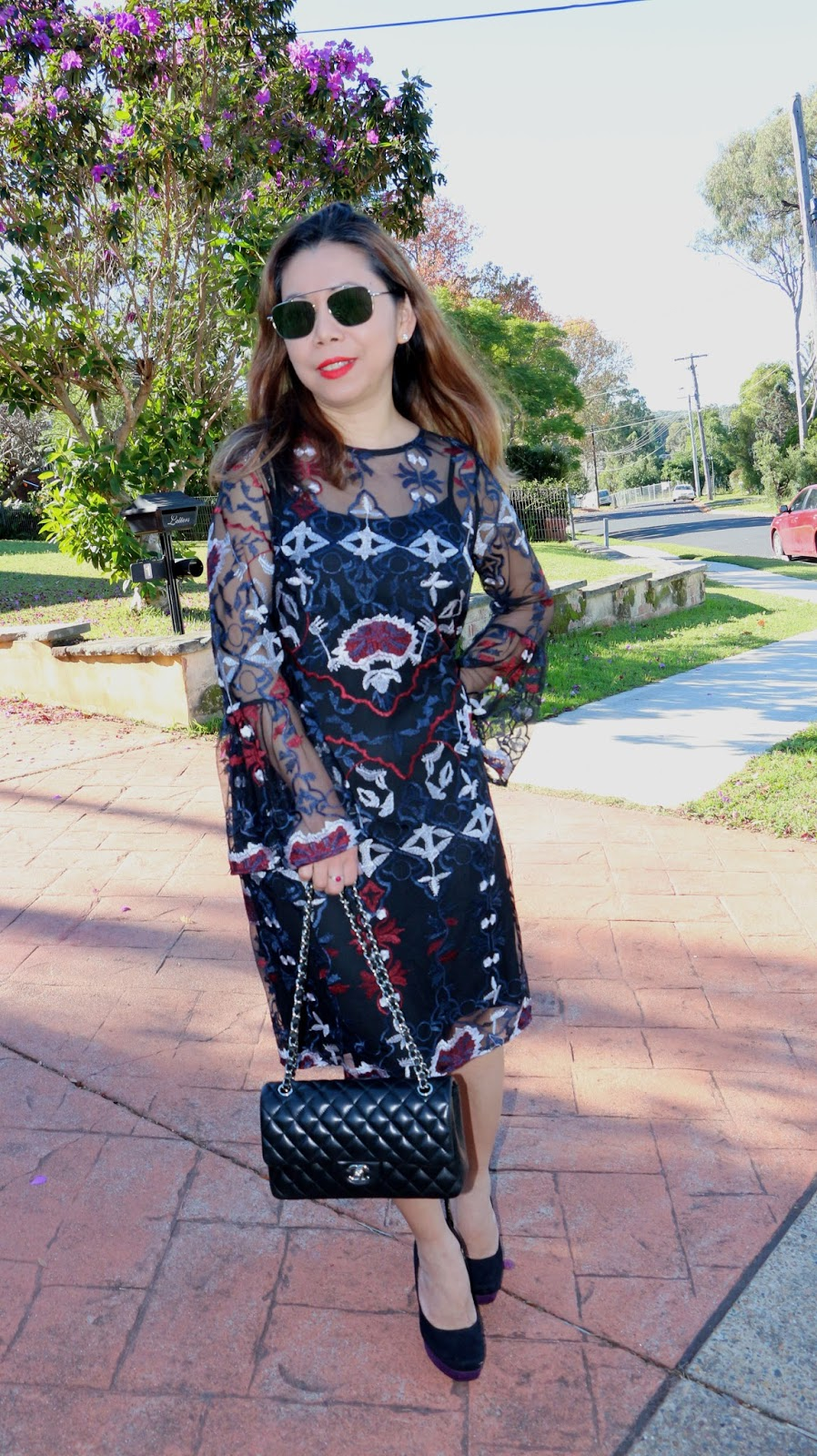 Swing dress blog