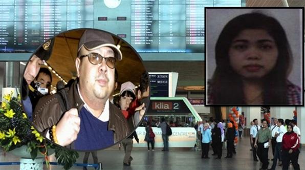 Identiti Siti Aishah Suspek Kedua Bunuh Kim Jong-nam