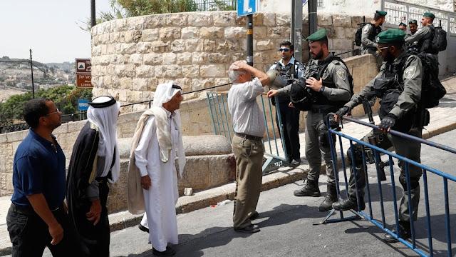 Al-Aqsha membara, tiga warga Palestina gugur dalam serangan tentara Zionis