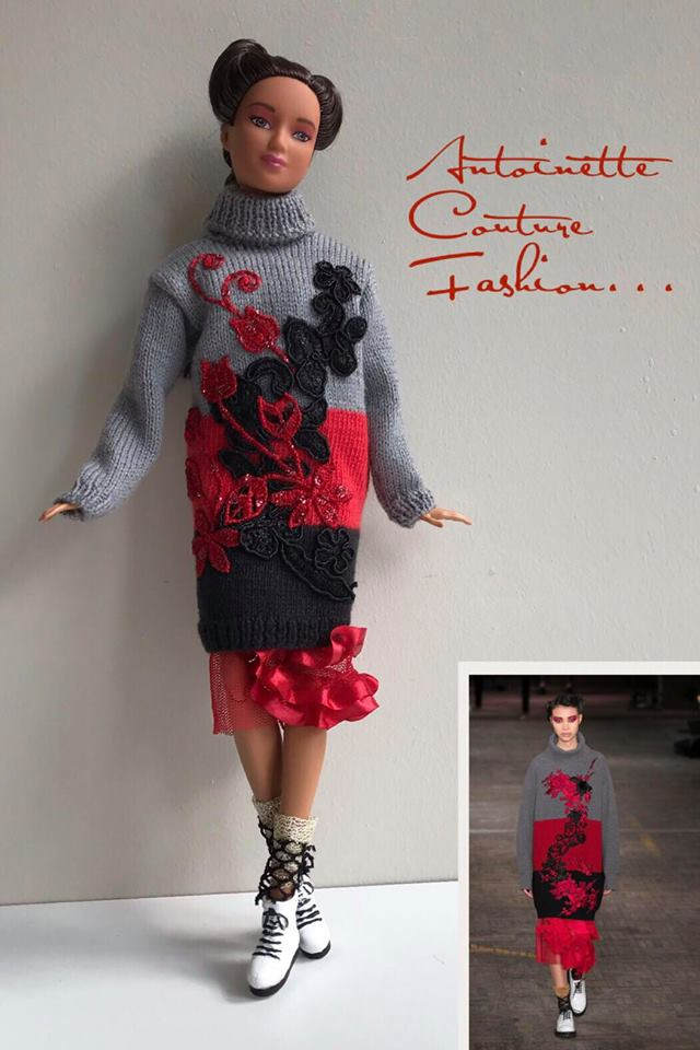 Fashion Dolls Couture Unlimited October 2018