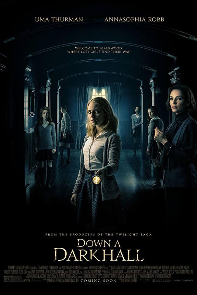 Down a Dark Hall 2018 - Full (HD)