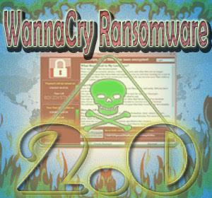 Teror WannaCry Ransomware Belum Berakhir, Peretas Siapkan WannaCry 2.0 yang Tak Dapat Dimatikan