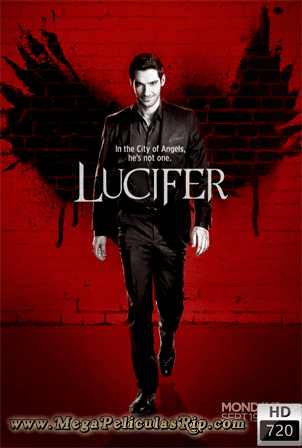 Lucifer Temporada 1 [720p] [Latino-Ingles] [MEGA]