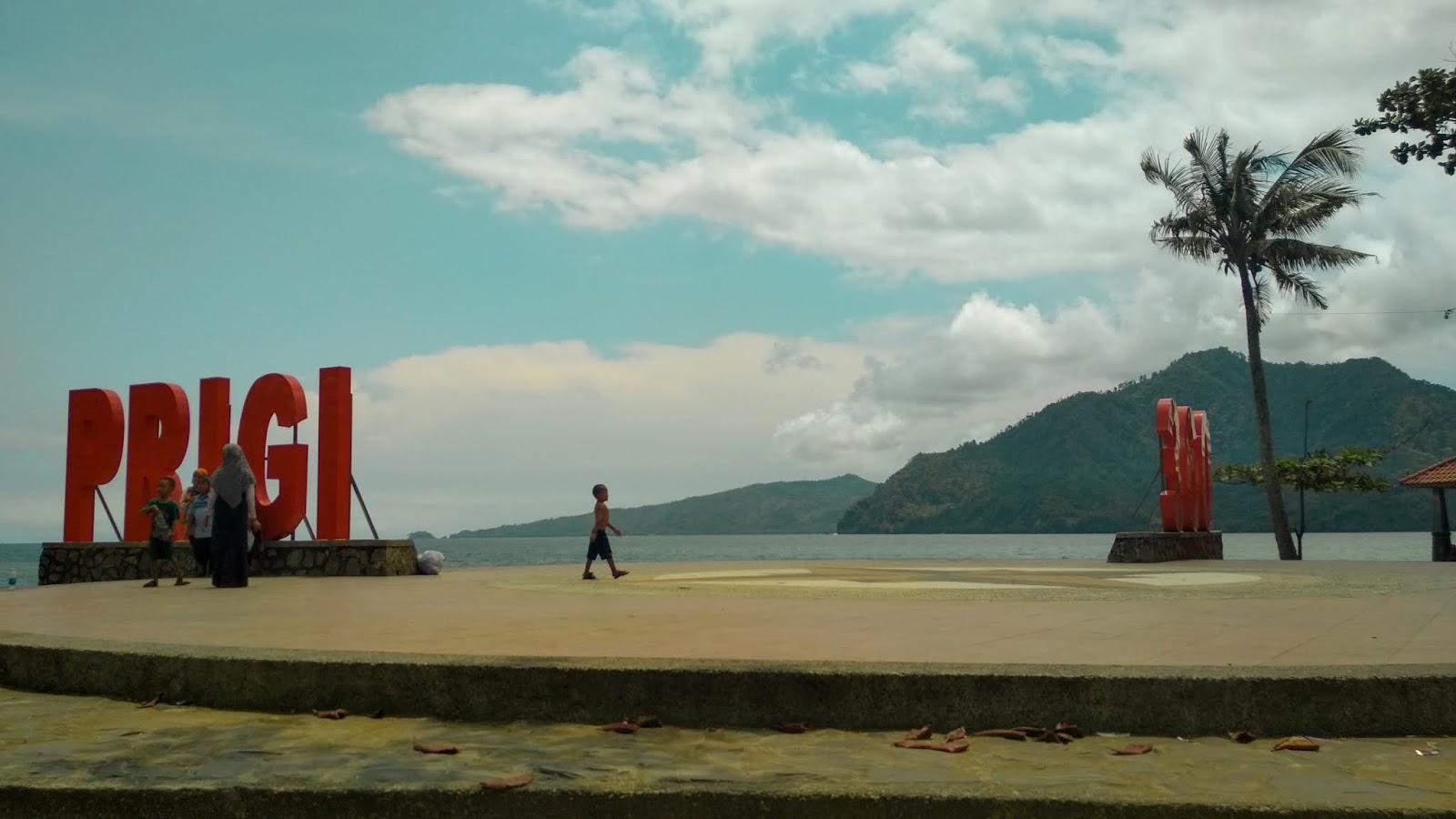 Suatu Hari di Pantai Prigi 6 ~ OMBONEJAGAD