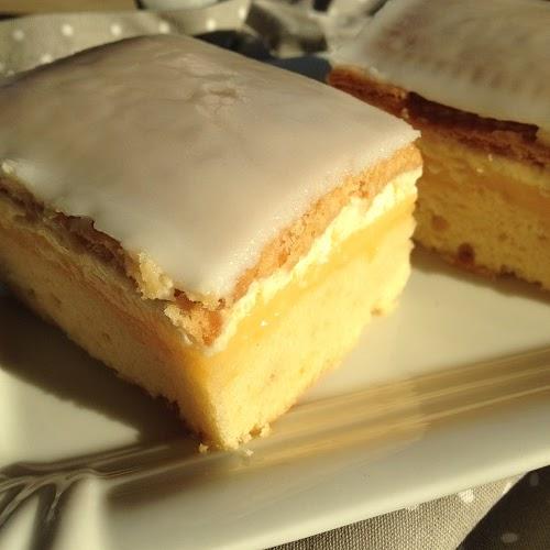 Zitronen butterkeks kuchen