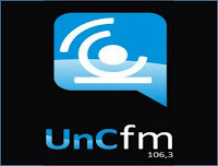 Rádio UNC FM 106,3 de Concórdia - Santa Catarina