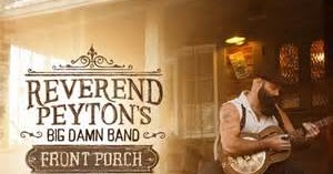 Jp S Music Blog Cd Review Reverend Peyton Invites Us To