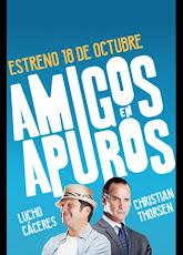 pelicula Amigos en Apuros (2018)