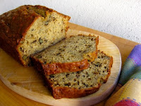 bananas and nuts for healthy cake