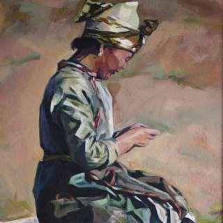 Фигуративная живопись Gabriele Rofi