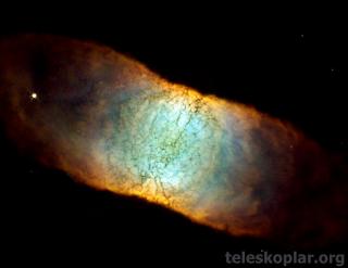 Dört köşeli bulutsu: IC 4406
