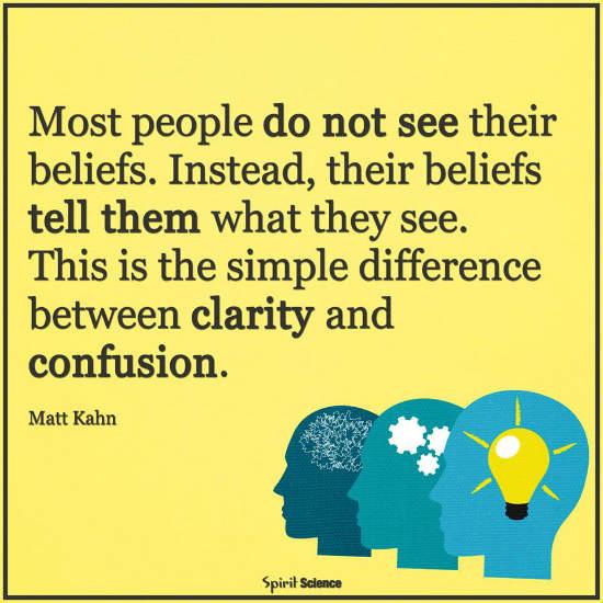 Matt Kahn Quotes Beauteous Most People Do Not See Their Beliefs Instead Their Beliefs Tell